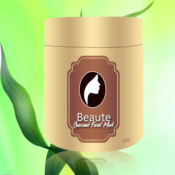 Beaute Seaweed Facial Mask