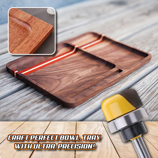 PowerCarve Bowl & Tray Router Bit