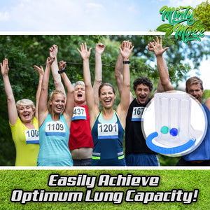 Deep-Breathing Respiratory Exerciser