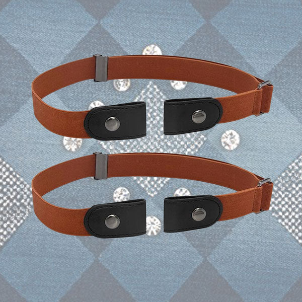 FitPERFECT Elastic No-Buckle Belt