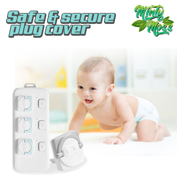 Child-Proof Plug Socket Cover