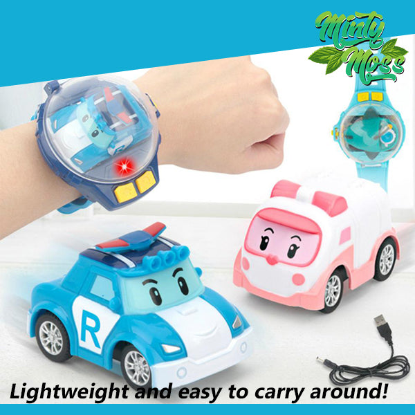 Capsule RC Car Wristband