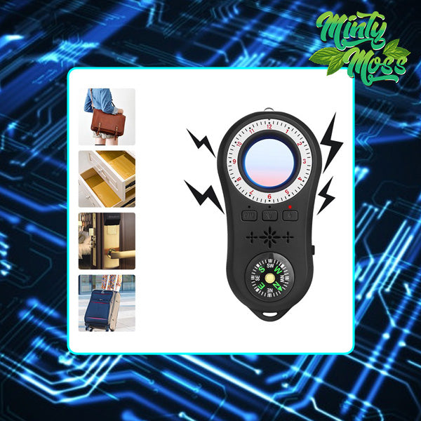 Multifunctional Infrared Security Detector