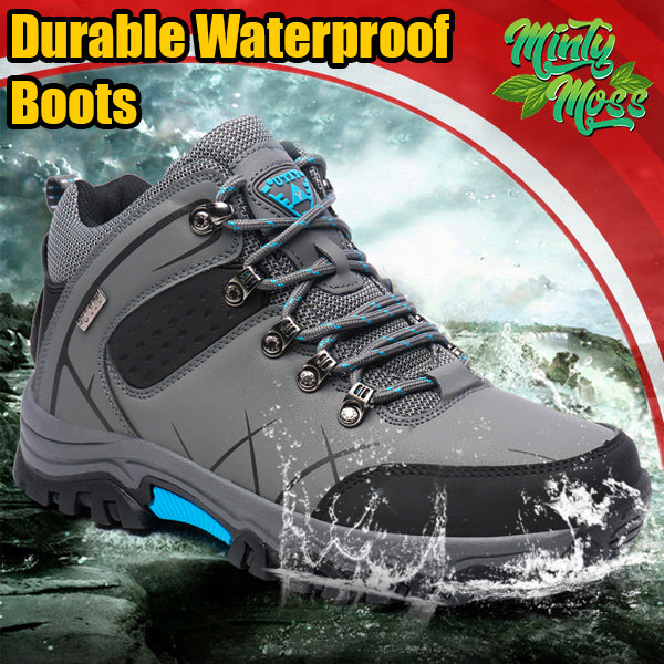 The Yeti - Indestructible Winter Shoes