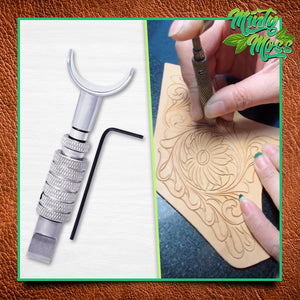 360° Swivel Leather Carving Knife