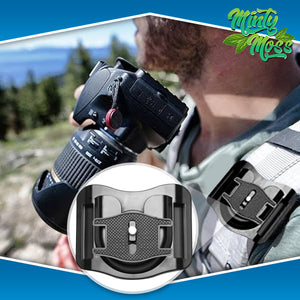 ShooterPro Camera Belt Clip