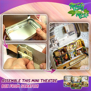 FunHouse Mini DIY Theatre Box