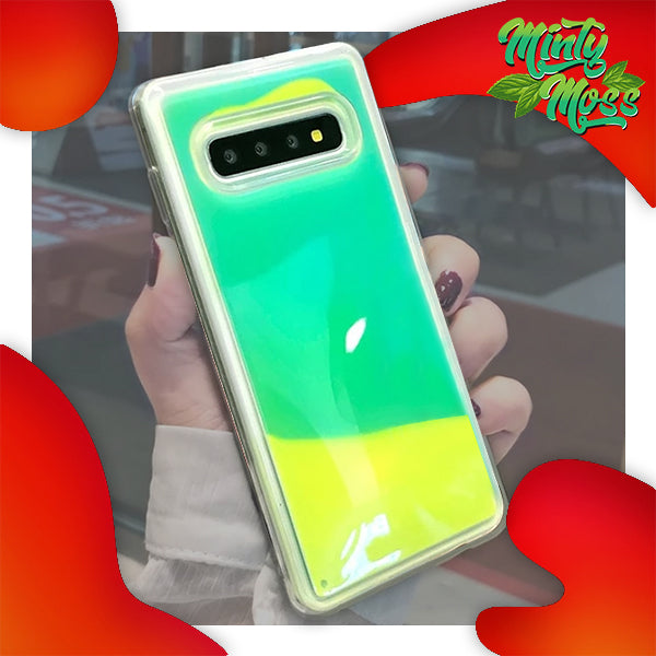Lava Luminous Quicksand Phone Case