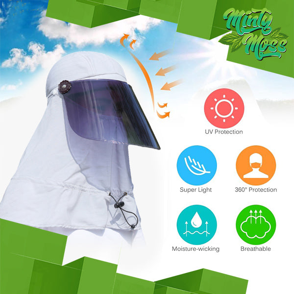360Protect Full Coverage Sun Hat
