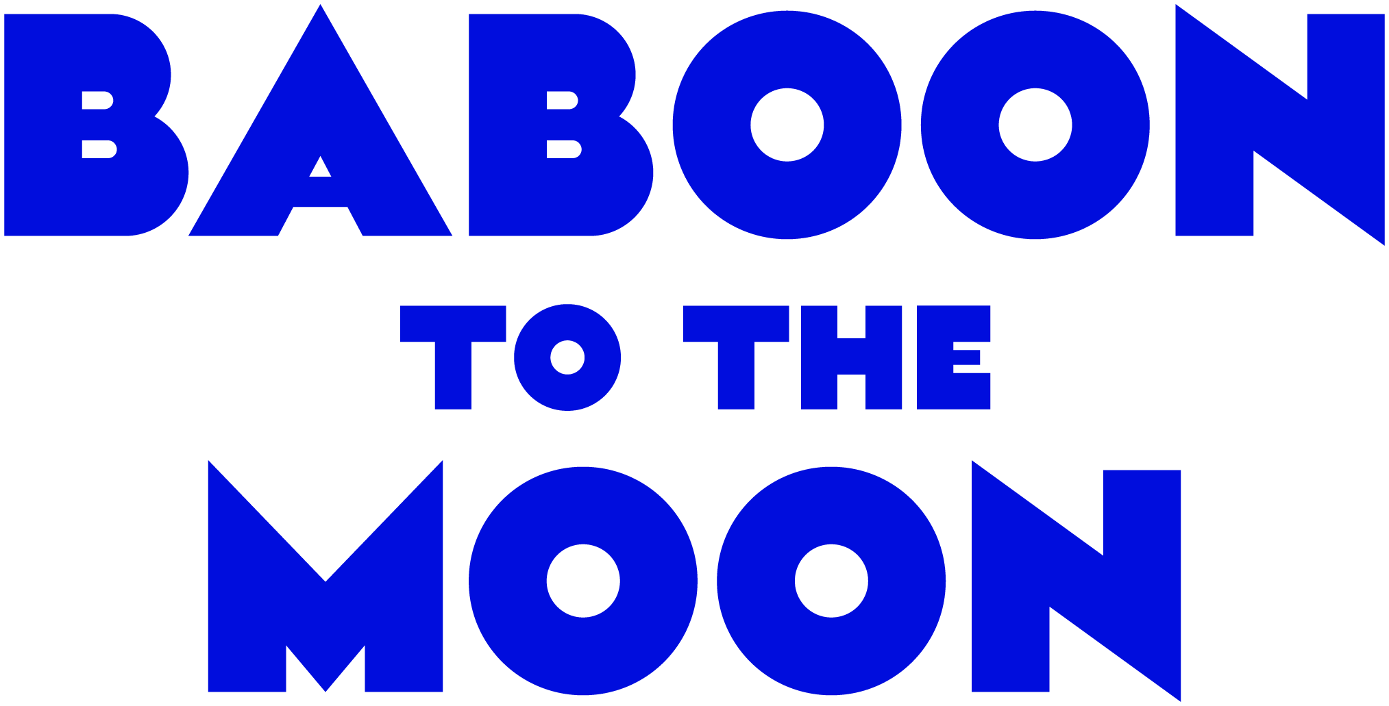 Baboon to the Moon