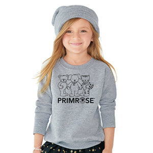 "Toddler Grey ""3 Friends"" Sweatshirt"
