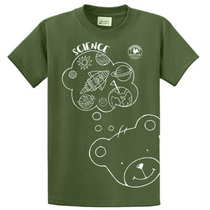 382 Youth STEAM Character S/S T-Shirt