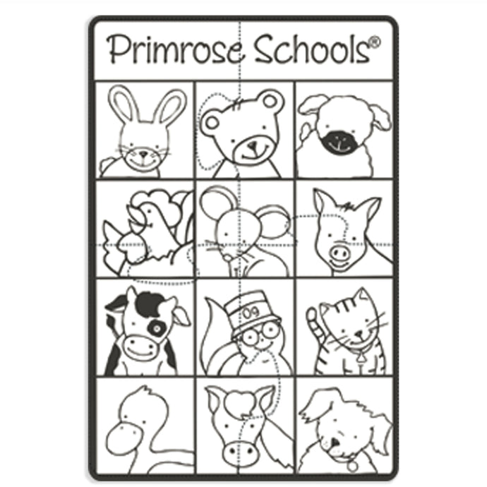 PP102 Friends Puzzle, 5 Pk ($1.30 ea.)
