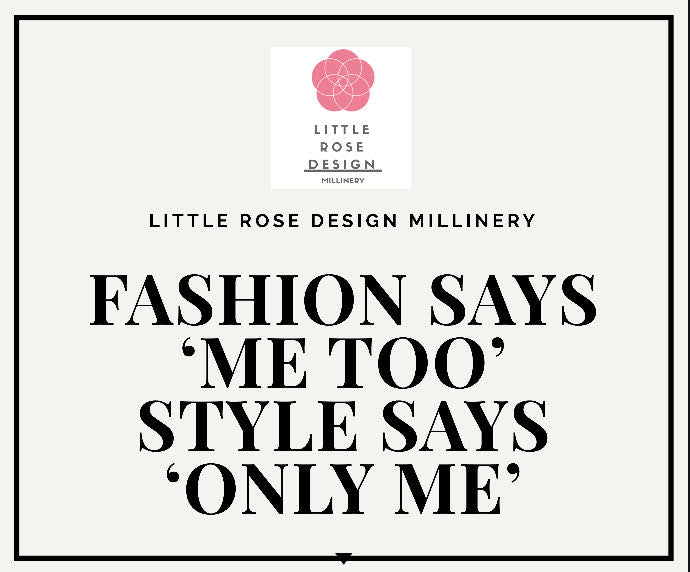 Little Rose Design- The Back Story!