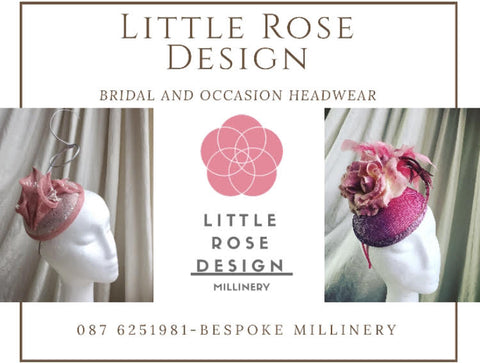 Little rose design millinery, contact information,telephone number,logo,