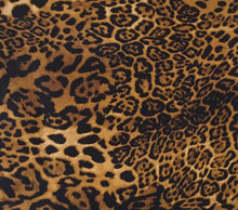 Load image into Gallery viewer, Adult face mask-Leopard print