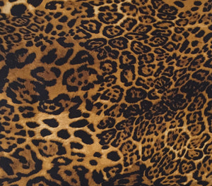Adult face mask-Leopard print