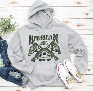 American special forces- green ink (tshirt)