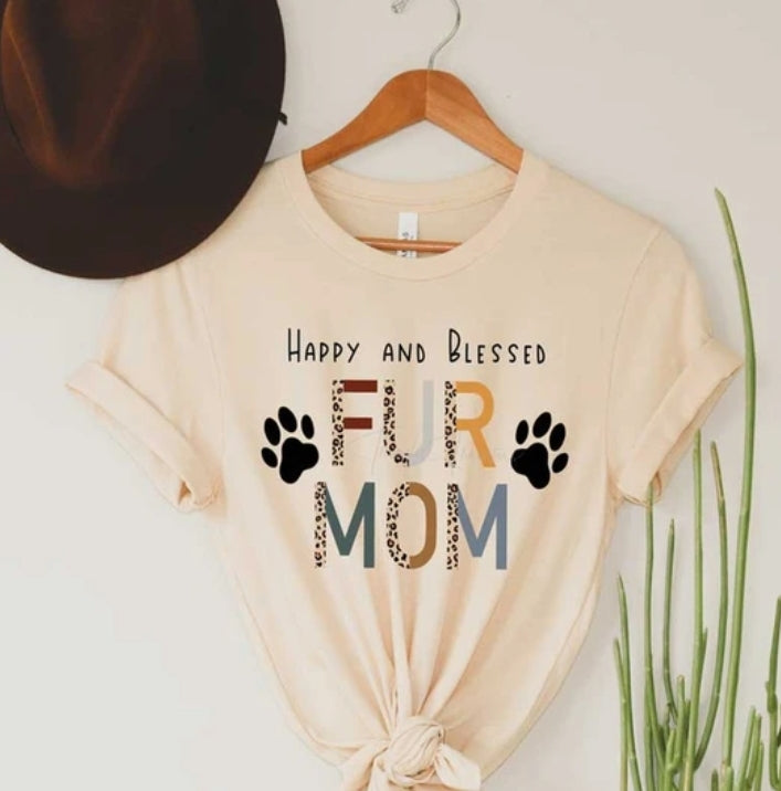 Happy and Blessed Fur Mom