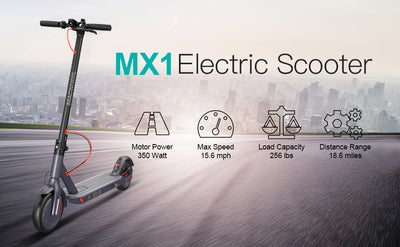 Introducing Macwheel MX1 Electric Scooter