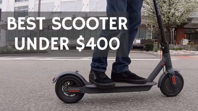 Macwheel MX1— Best Electric Scooter under $400