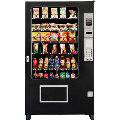 The Bottle and Food Combo Vending Machine - Cheap Vending Machines.com