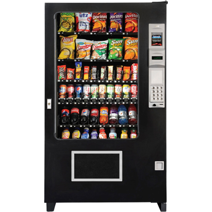 AMS Visi Combo Vending Machine - Cheap Vending Machines.com