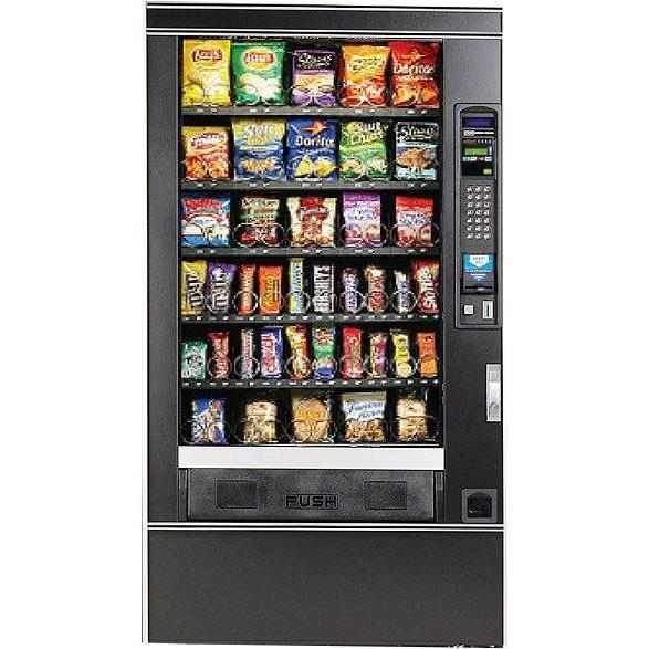 Crane National 167 Snack Machine - Cheap Vending Machines.com