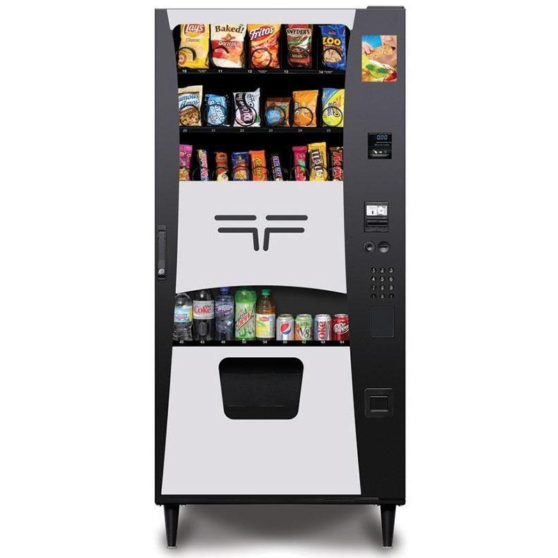 Refurbished Trimline II Combo Vending Machine - Cheap Vending Machines.com
