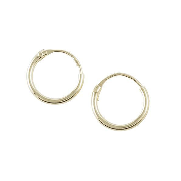 XXS Gold Mini Hoops