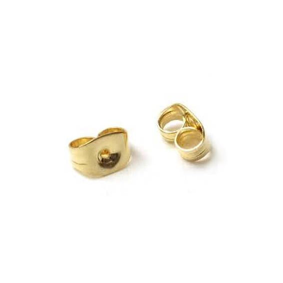 XXS Gold Bar Studs
