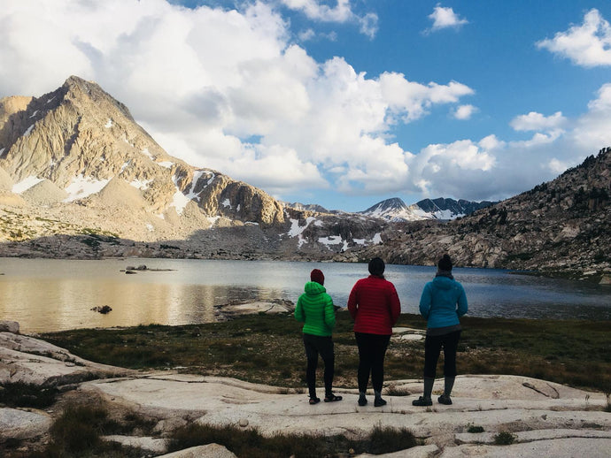 Reflections on the John Muir Trail