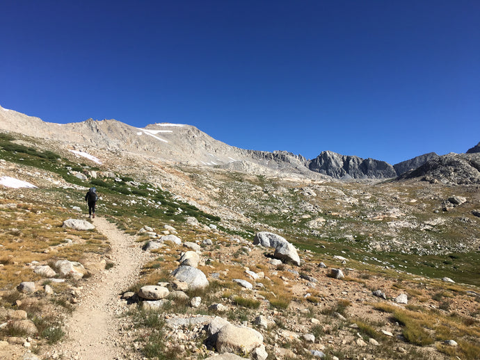 John Muir Trail - Week 1, Part 2 (Days 4-7)