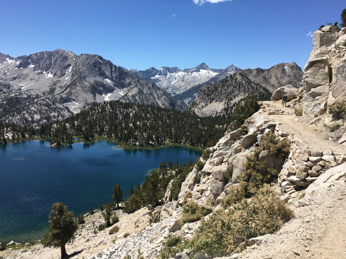 John Muir Trail - Week 2, Part 1 (Days 8-9)