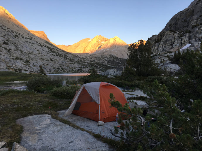 John Muir Trail - Week 2, Part 2 (Days 10-12)
