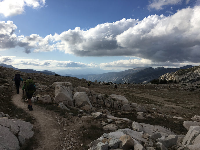 John Muir Trail - Week 3, Part 3 (Days 19-20)