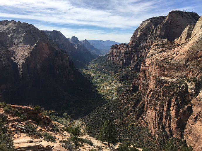 Zion! - Day One, Part One