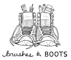 Brushes and Boots