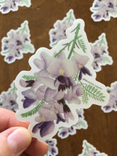 Load image into Gallery viewer, Ironwood Tree Bloom Vinyl Sticker