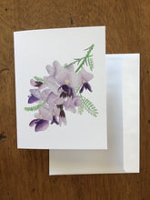 Load image into Gallery viewer, Ironwood Tree Bloom Greeting Card