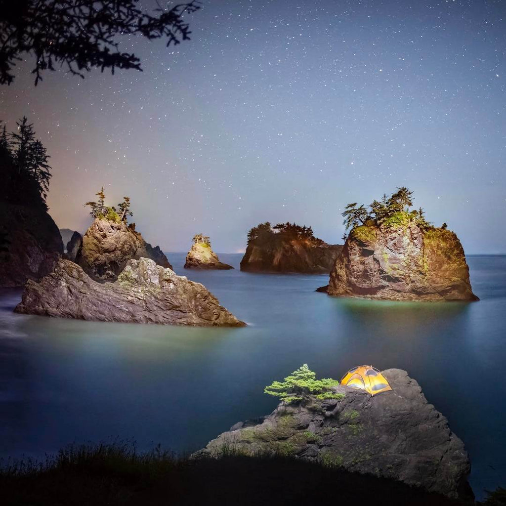 Long Exposure and Drone Photography in California and Oregon