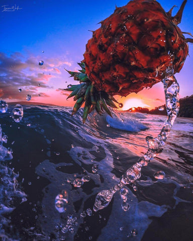 Pineapples and Landscape Photography on Maui