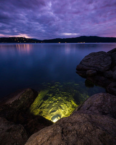 Landscape and Underwater Photography