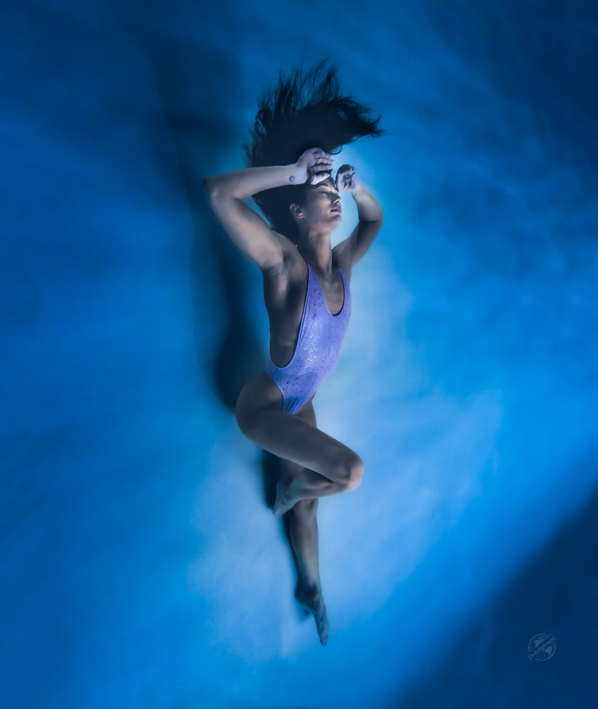 Underwater Image with Lume Cube