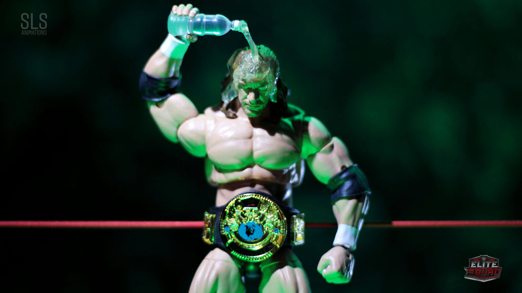 Triple H Toy Photography with Jay Logan