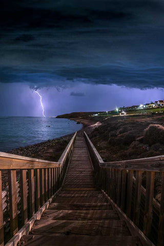 Landscape and Lightning Photography