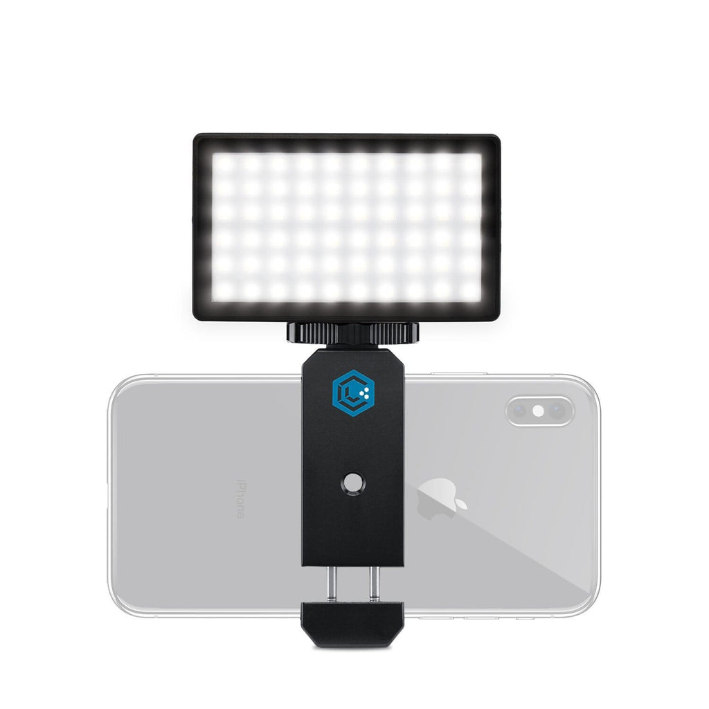 Smartphone Vlogging Kit - Lume Cube, Inc Portable Lighting.