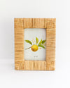 Tenzin Rattan Photo Frame