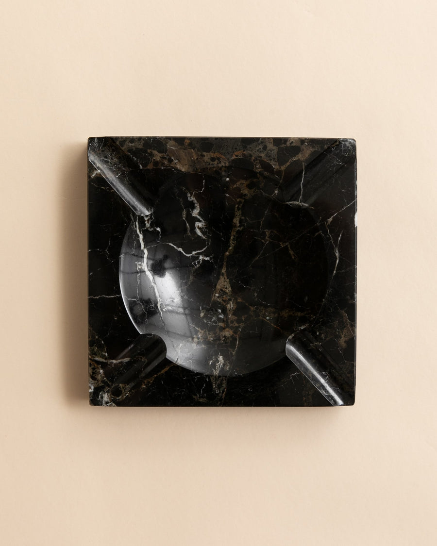 Square Marble Ashtray