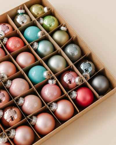 Pastel Ornaments (Boxed Set of 54)